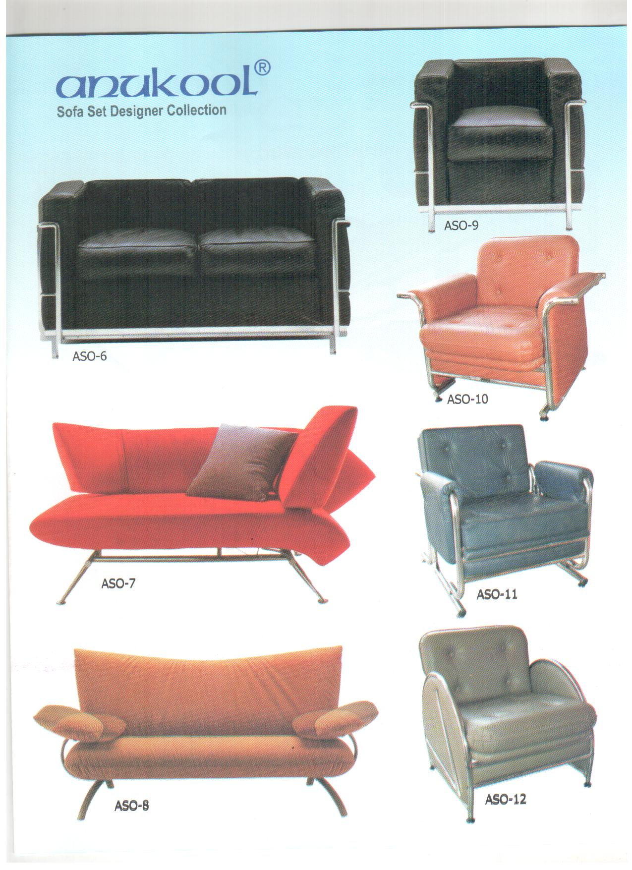 Anukool Furniture Systems Ltd Sofa